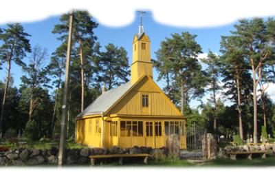 Pažintinė išvyka į Gedžiūnėlių Švč. Mergelės Marijos Sopulingosios bažnyčią